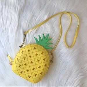 Kate Spade Pineapple How Refreshing 3D Purse